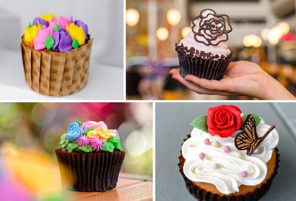 Mother's Day Cupcakes at Walt Disney World Resort Hotels