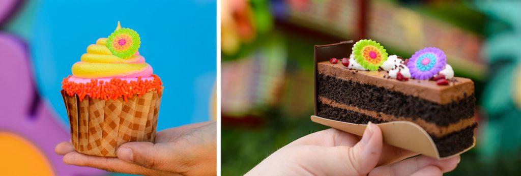Mother's Day Desserts at Walt Disney World Resort Hotels