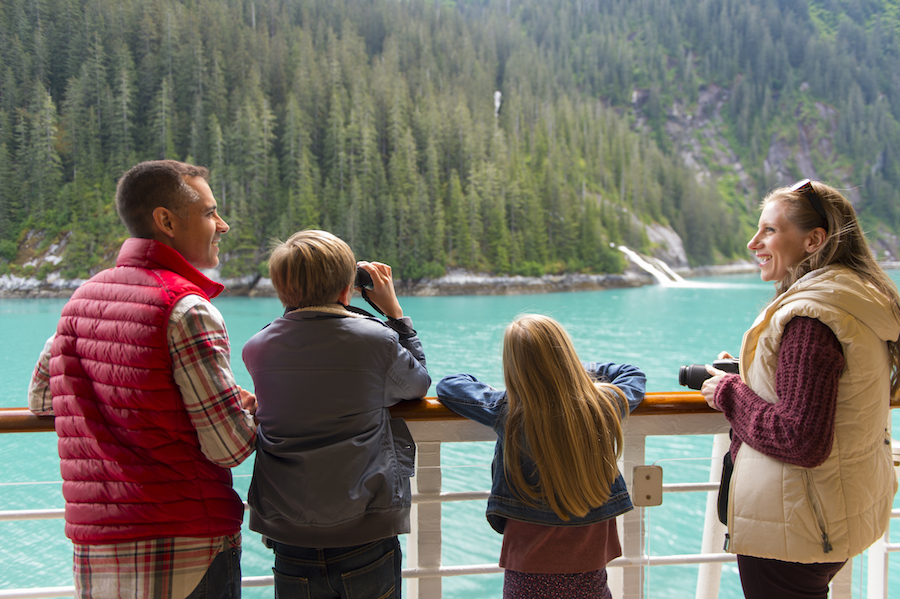 Summer Season of Disney Cruise Line Alaska Voyages Begins Today