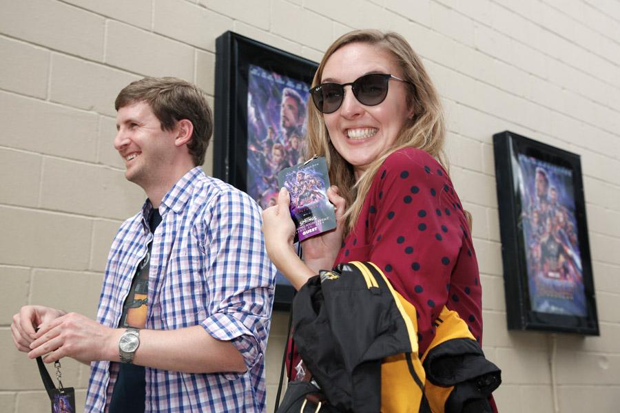 Blog Readers Assemble for 'Avengers: Endgame' at Disney Springs