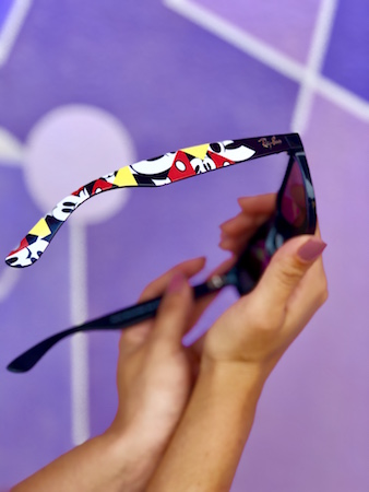 Disney Parks Guests Get a First Look at the New Ray-Ban Sunglasses Featuring Mickey Mouse