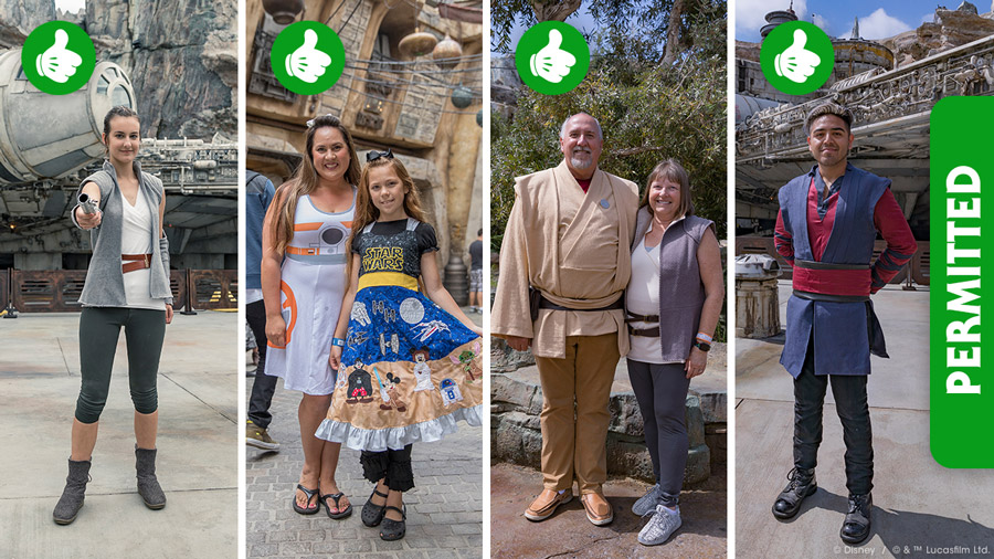 Dressing the Part: Bounding for Your Visit to Star Wars: Galaxy's Edge at Disneyland Resort