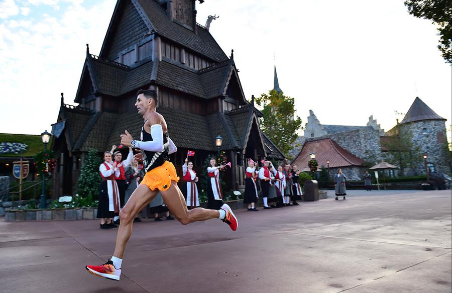 Enjoy More Than a Marathon at the Walt Disney World Marathon Weekend!