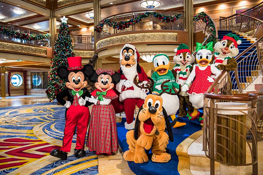 Just Announced: Disney Cruise Line Fall 2020 Itineraries Feature Fun and Festive Holiday Sailings