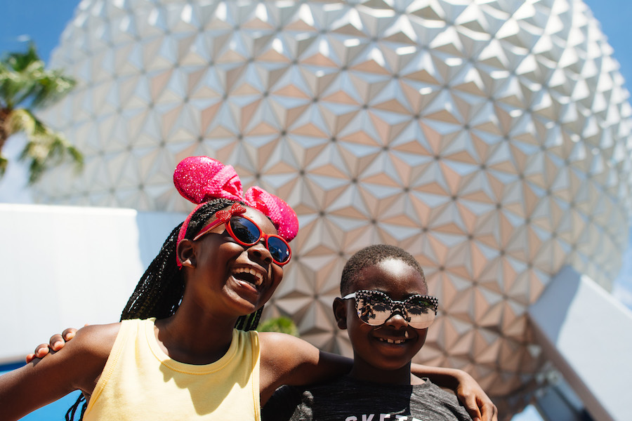 Disney Guests Celebrate National Sunglasses Day at Walt Disney World Resort Theme Parks