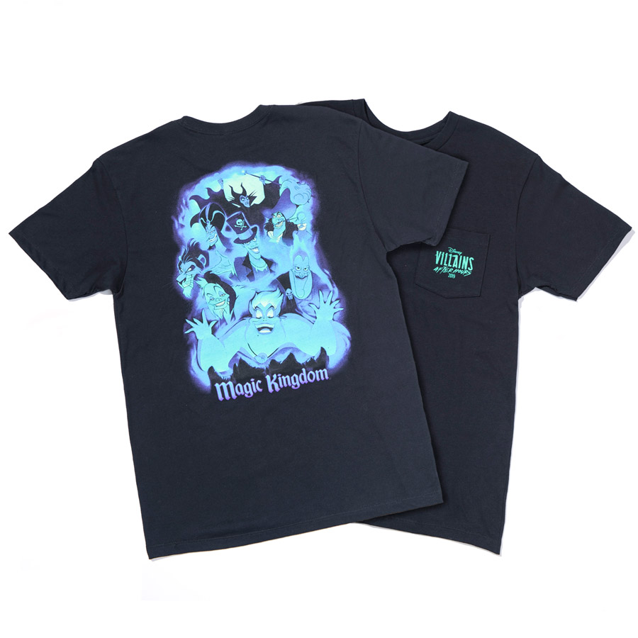 Exclusive Merchandise Available at Disney Villains After Hours