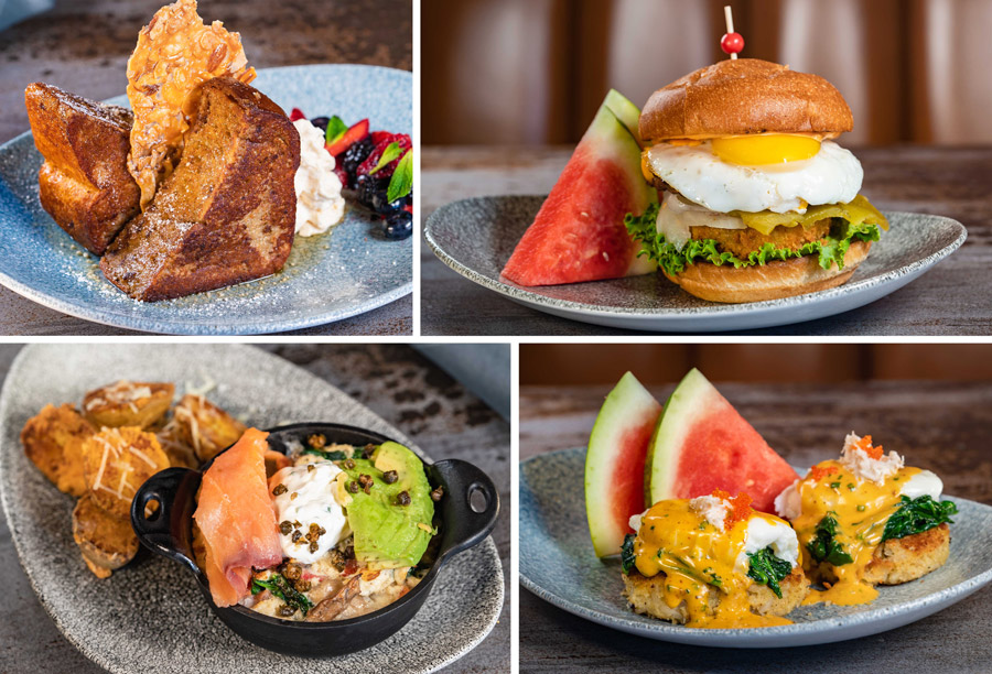 Brunch Now Available at Lamplight Lounge at Disney California Adventure Park