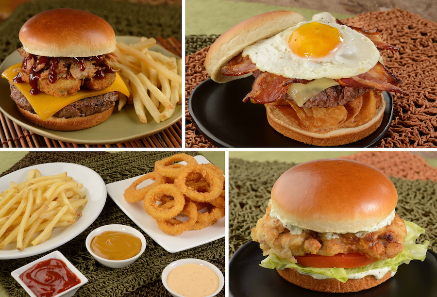 Dino-riffic Burgers and Sundaes Dinner Coming to Restaurantosaurus at Disney's Animal Kingdom