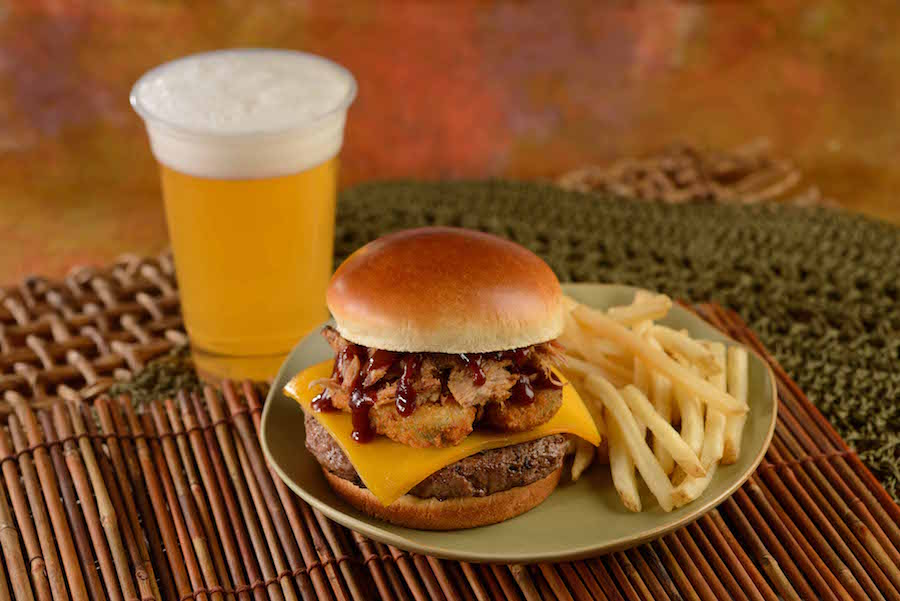 Restaurantosaurus Burgers and Beer at Disney's Animal Kingdom