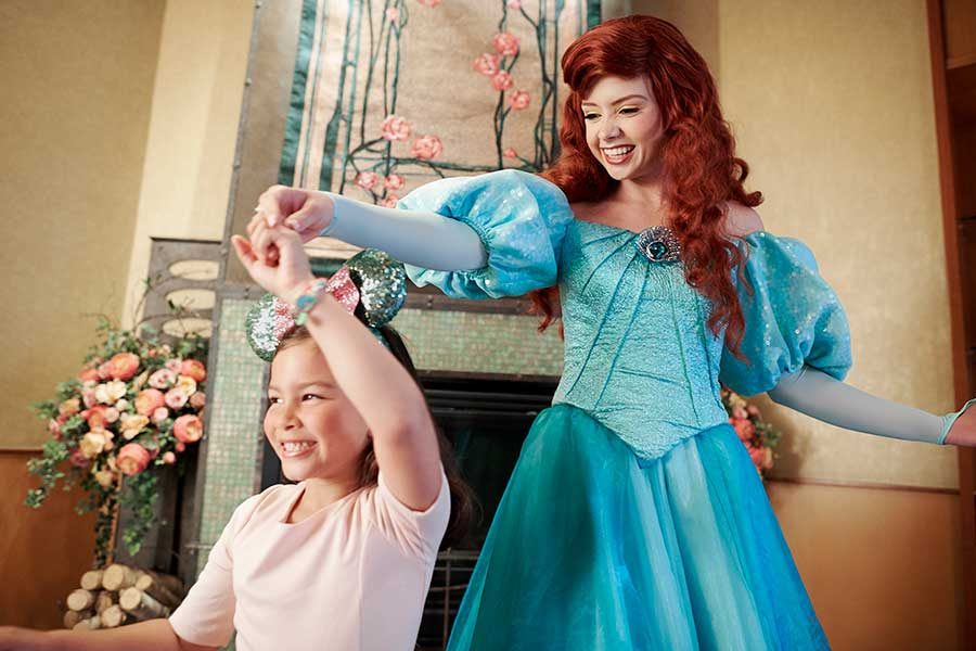 5 Ways to Flip Your Fins with 'The Little Mermaid' at Disneyland Resort