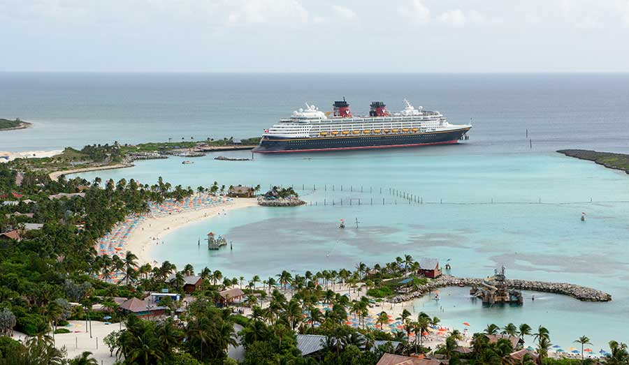 Bahamas and Caribbean Cruises, Disney Cruise Line