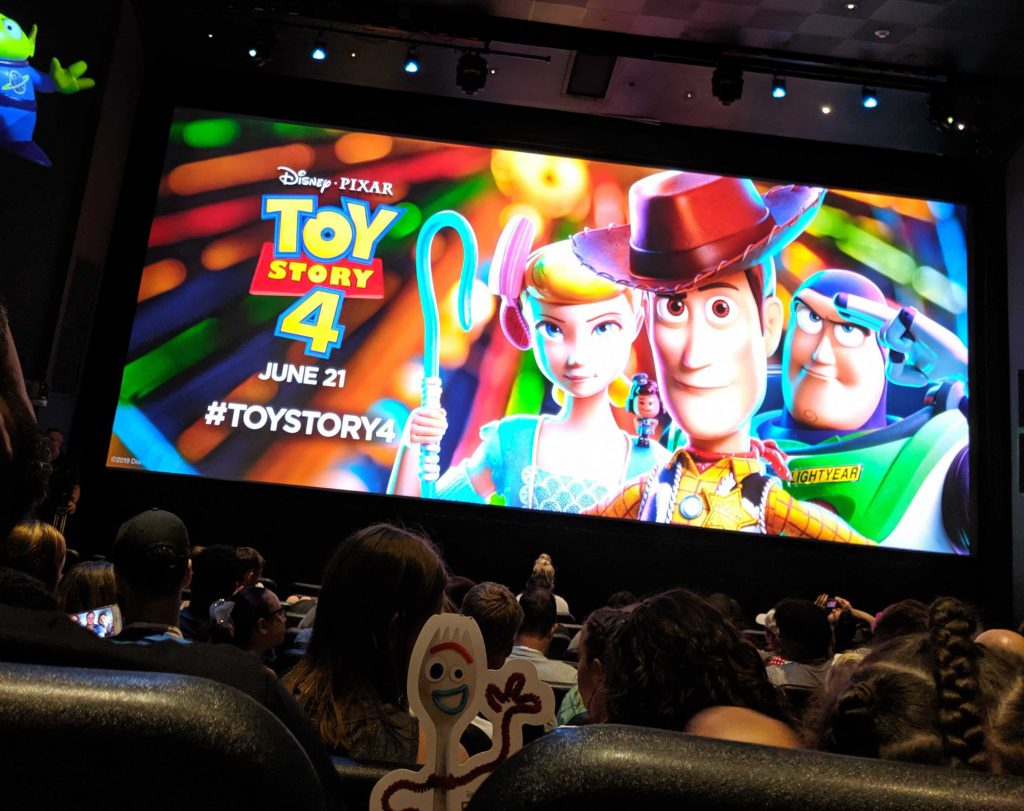 Stars of Disney and Pixar's 'Toy Story 4' Surprise Fans at Disney's Hollywood Studios