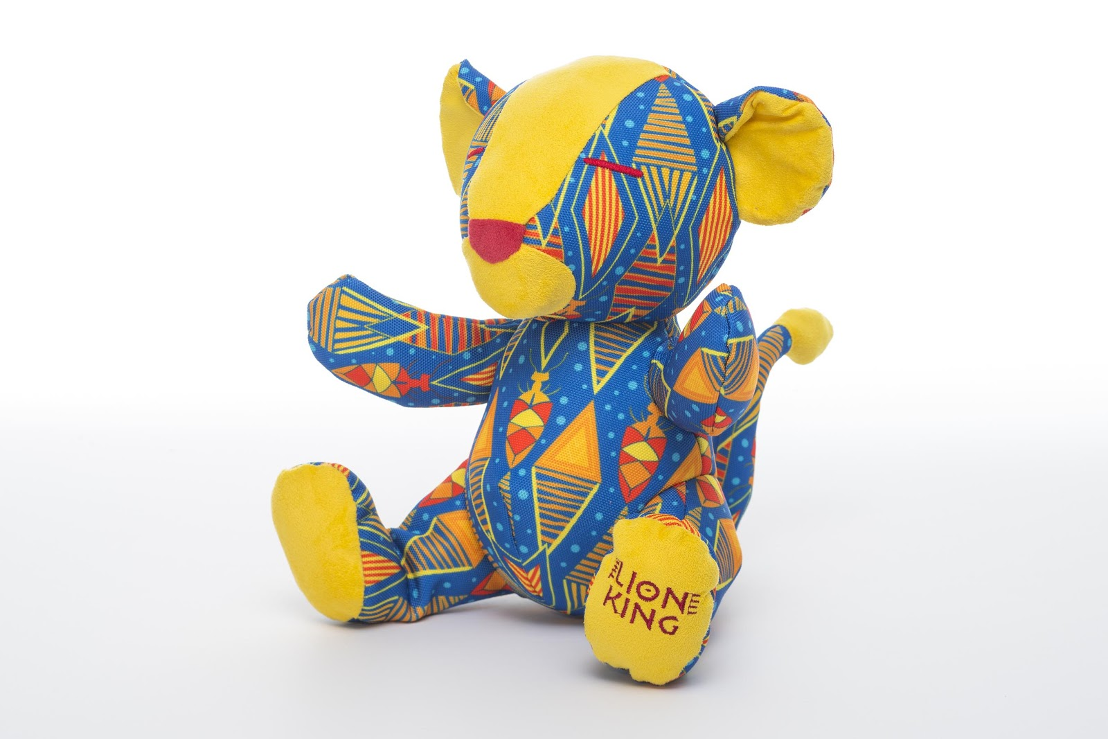 Special Edition Plush Supporting The Wildlife Conservation Network's (WCN) Lion Recovery Fund (LRF) Now Available At Disney's Animal Kingdom
