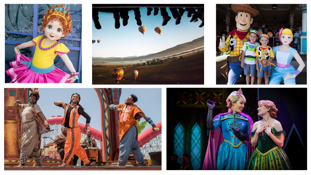 10 Entertaining Experiences at Disney California Adventure Park this Summer