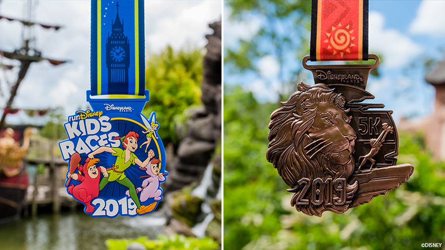 runDisney Medal Reveal: 2019 Disneyland Paris Run Weekend
