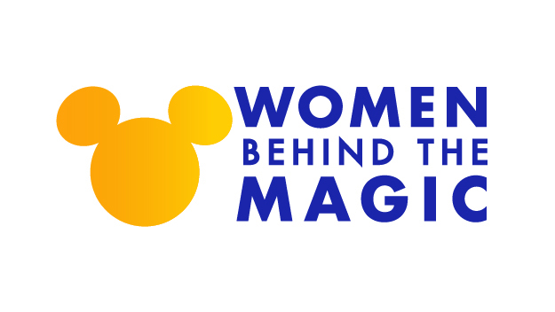 #WomenBehindtheMagic logo