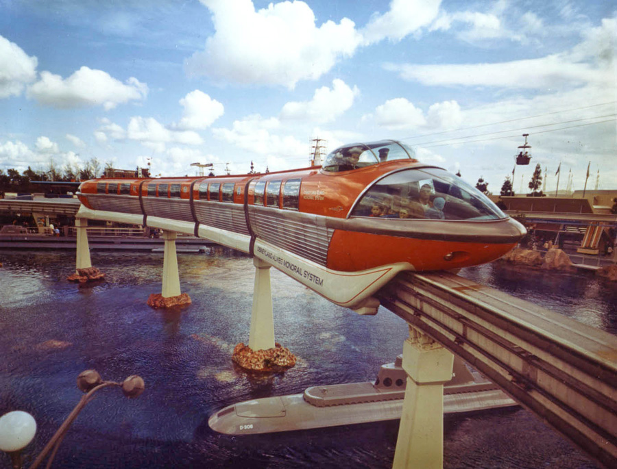 Today in Disney History: Disneyland-Alweg Monorail, Matterhorn Bobsleds and Submarine Voyage Opened at Disneyland Park in 1959