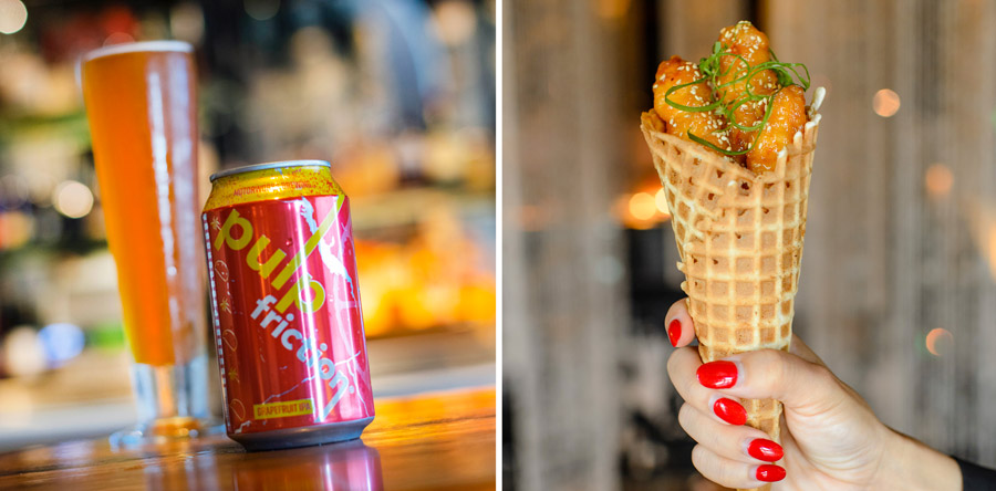 Disney Springs Flavors of Florida Offerings from Morimoto Asia
