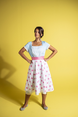 Bo Peep 2-piece outfit from Disney Parks