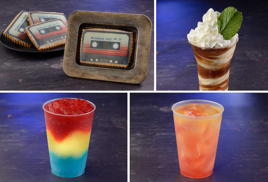"""Awesome Eats for """"Guardians of the Galaxy –Awesome Mix Live!"""" Returning to Epcot this Summer - Food and beverage options from Fife & Drum at Epcot"""