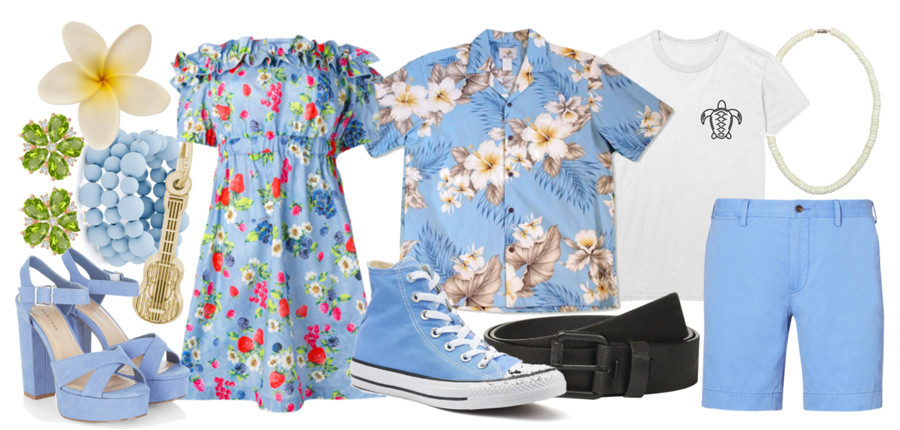 Surf's Up! Fun Mickey & Minnie-Inspired Looks for Your Stay at Aulani, A Disney Resort & Spa