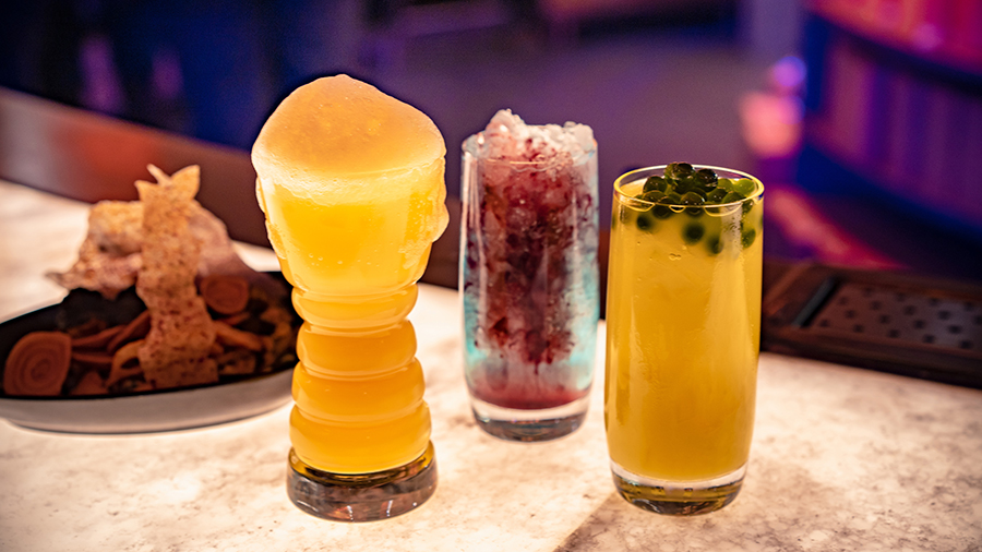 VIDEO: Come Hang Out at Oga's Cantina in Star Wars: Galaxy's Edge at Disneyland Park