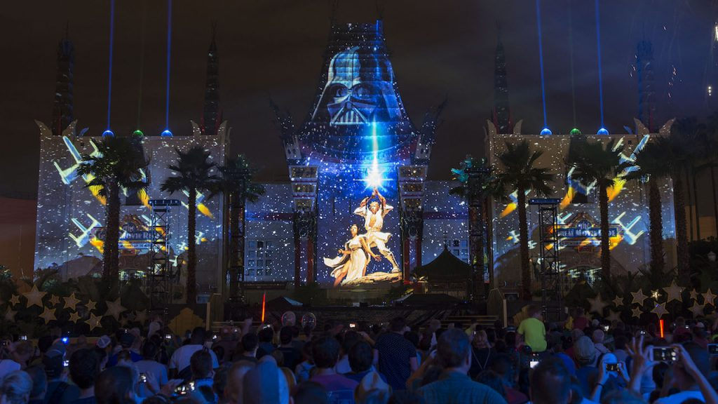 Celebrating the Star Wars Saga with Experiences Across Disney's Hollywood Studios