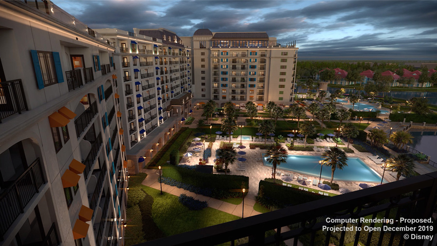 Disney's Riviera Resort Celebrates the Elegance of the European Riviera, with a Disney Twist
