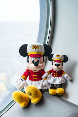 Disney Cruise Line Releases Not One, But Two Super Adorable Captain Minnie Plush Toys