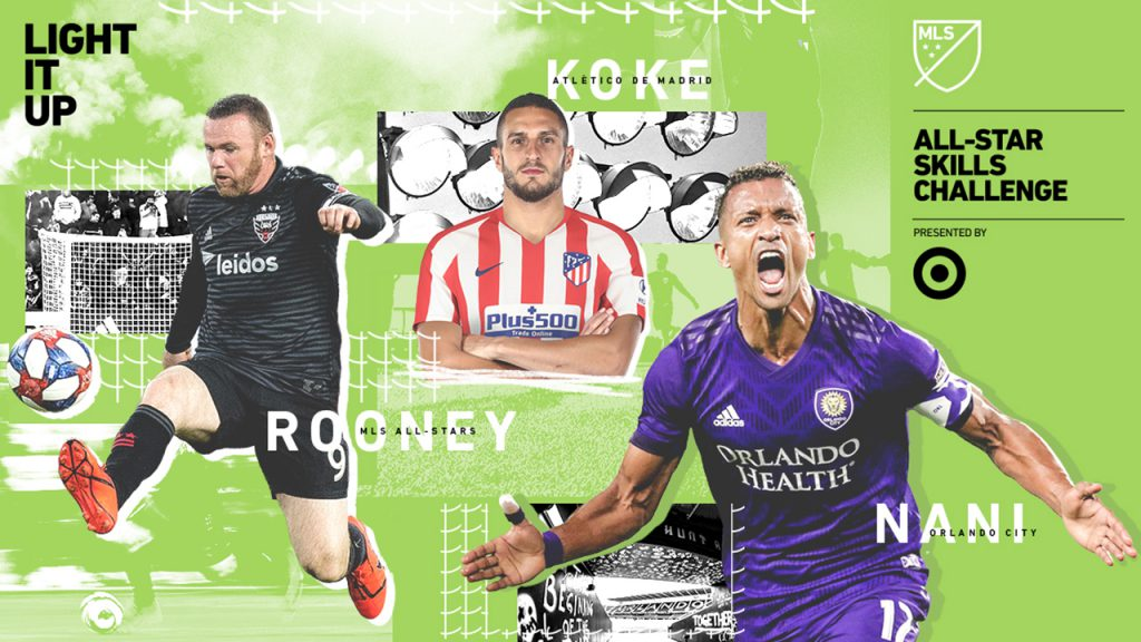 Celebrating MLS All-Star Week at ESPN Wide World of Sports Complex