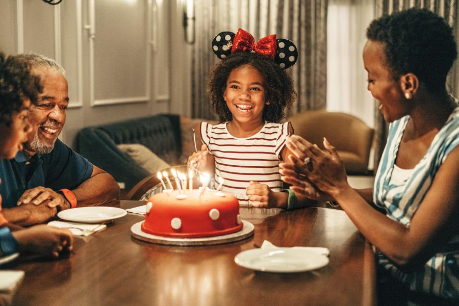 Disney Parks Moms Panel's Maximize your Magic Series: Celebrating at Disney Parks