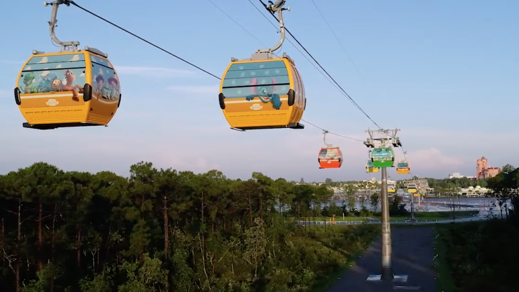 Disney Parks Blog Weekly Recap – Disney Skyliner Takes Flight on Sept 29, 2019 at Walt Disney World Resort, 1 Millionth Rider on Millennium Falcon: Smugglers Run and More…