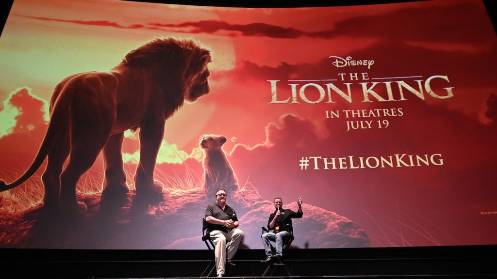 Disney Parks Blog Readers Celebrate 'The Lion King' During Opening Night Meet-Up at Disney Springs