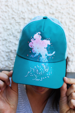 'The Little Mermaid'-themed Hat