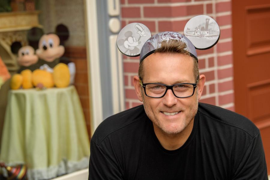 Mickey Ears designed by Disney artist Noah