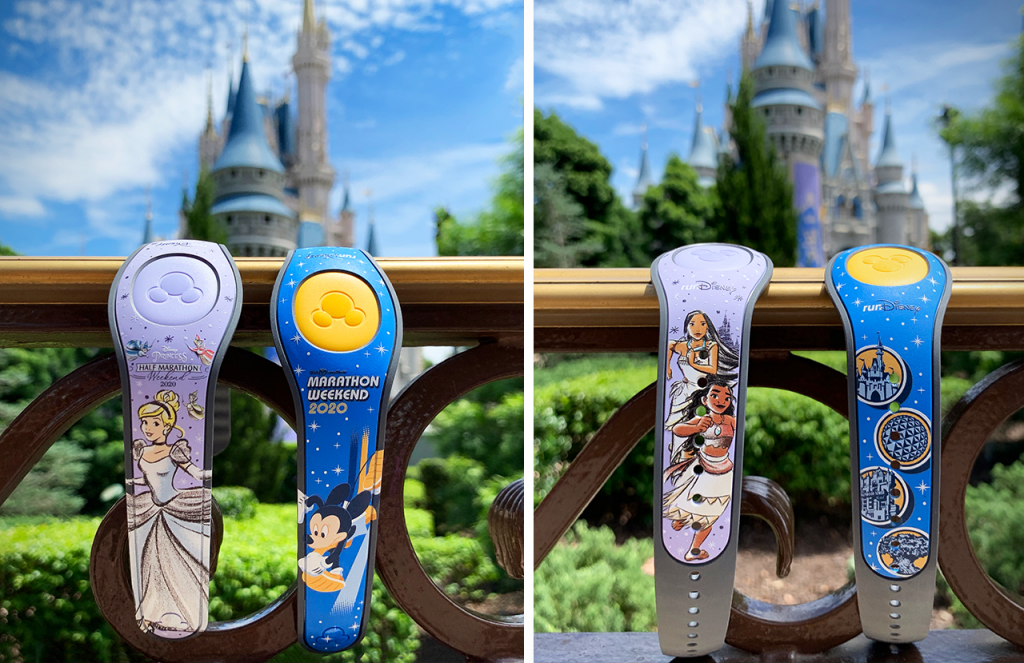 Run With Magic – New Limited Edition runDisney MagicBands Available for 2020 Events