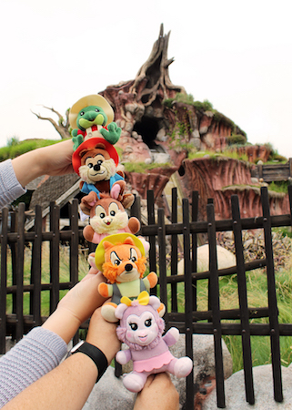 Celebrate the 30th Anniversary of Splash Mountain with the Newest Wishables Collection