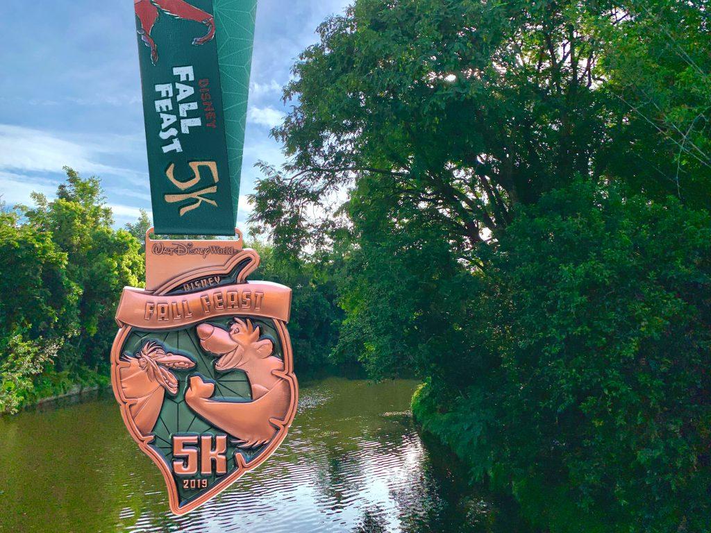 runDisney Medal Reveal: Celebrating 10 Years of the Disney Wine & Dine Half Marathon Weekend