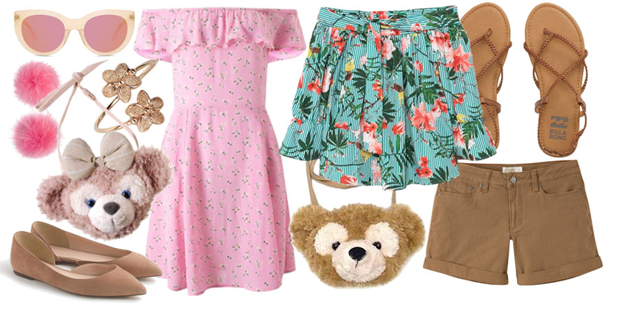Look So Cute in These Duffy and ShellieMay-Inspired Fashions at Aulani, A Disney Resort & Spa
