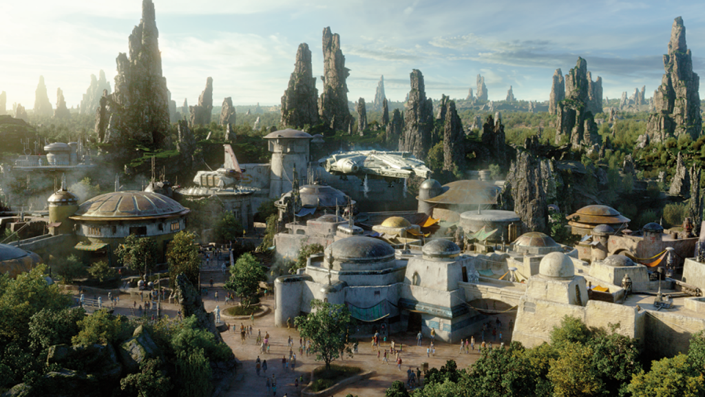 How to Have an Epic Star Wars Land and Sea Vacation in Early 2020