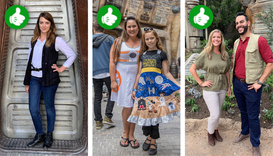 Dressing for Your Visit to Star Wars: Galaxy's Edge