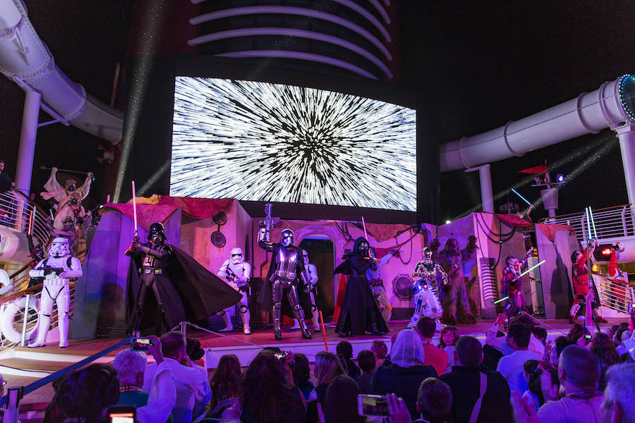 5 Reasons Why You Should Take a Star Wars Day at Sea Cruise