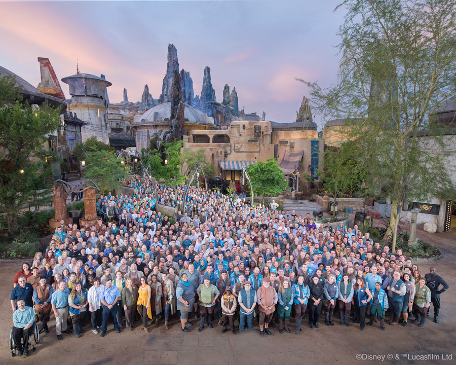 Introducing the Opening Team of Star Wars: Galaxy's Edge at Disney's Hollywood Studios