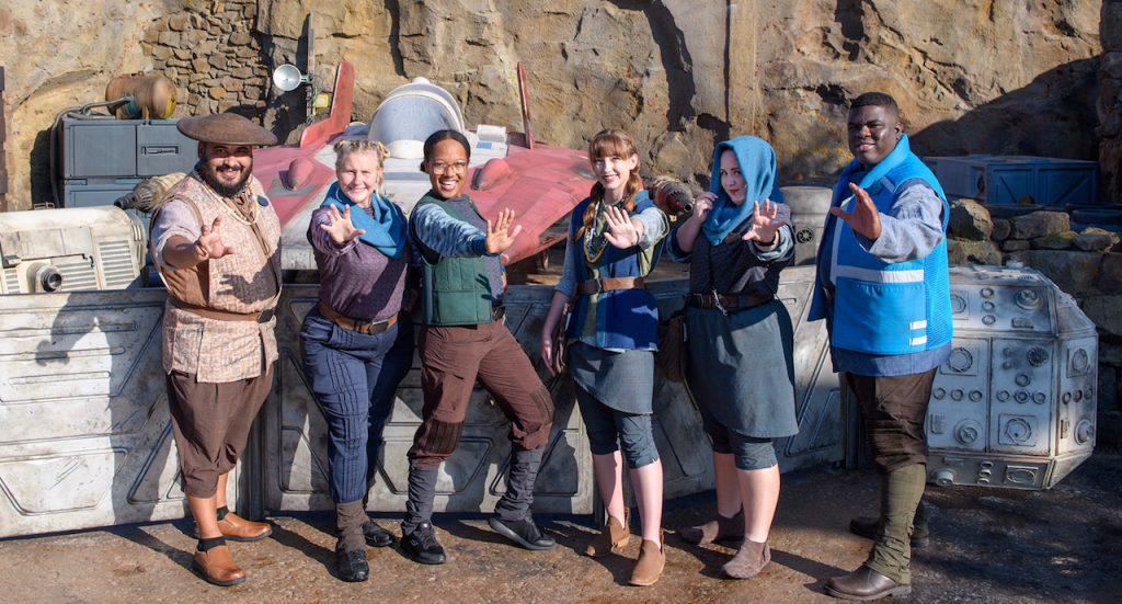 Amidst Period of Record Expansion for Walt Disney World Resort, Star Wars: Galaxy's Edge Creates More Than 7,000 Jobs for Local Community