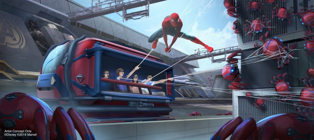 Celebrate 80 Years of Super Heroes at Disney Parks Around the World