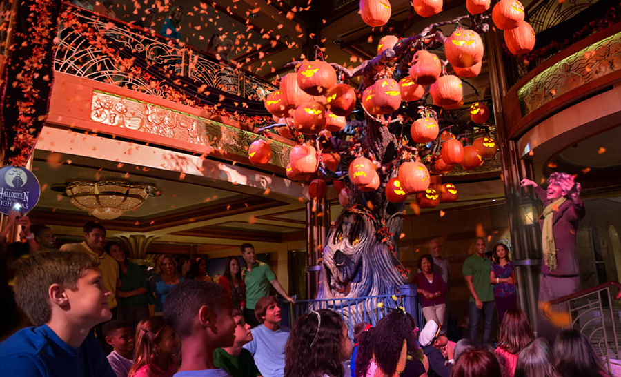 Halloween on the High Seas: By The Numbers