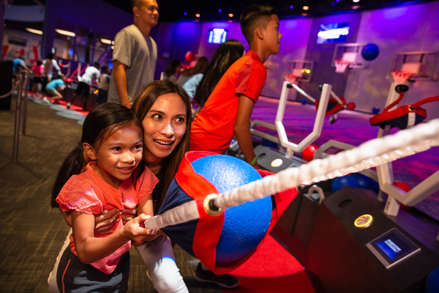 First Look: NBA Experience at Disney Springs is a Slam Dunk!