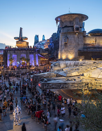See Star Wars: Galaxy's Edge at Sunrise with 'Extra' Extra Magic Hours!