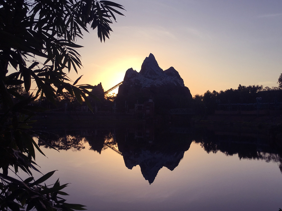 Sketches from the Park: Expedition Everest