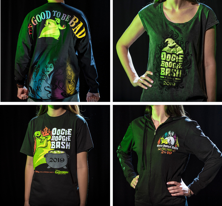 First Look: Mesmerizing Merchandise for Oogie Boogie Bash – A Disney Halloween Party at Disney California Adventure Park